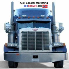 Truck Locator Marketing in Nordic Countries We promote your truck trader and truck locator business.