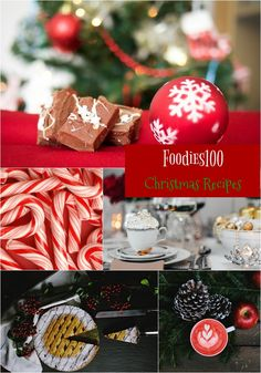 50+ Delicious Christmas Recipes to help you with all your festive baking and making | foodies100.co.uk