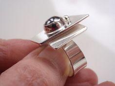 Princess Kylie 925 Sterling Silver Swirl Spiral Destiny Ring