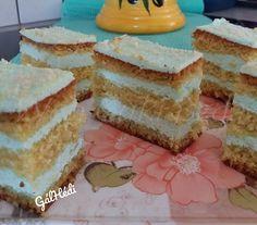 Mandulakrémes süti Vanilla Cake, Food, Google, Essen, Meals, Yemek, Eten