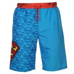 Mens superman superhero #board #shorts swimming pool #beach holiday s-xl,  View more on the LINK: http://www.zeppy.io/product/gb/2/371696730101/