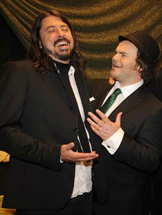 jack black and dave grohl