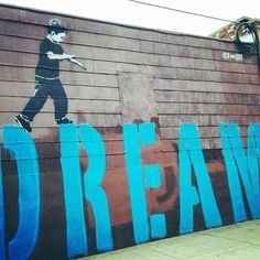 Icy And Sot New Murals In NYC WALKING ON A DREAM