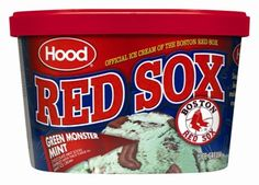 Sports in New England have a cult following, and the Red Sox are amongst the most popular. Hood has capitalized on this following by making an ice cream Red Sox themed and named, the ice cream true Red Sox fans would consume.