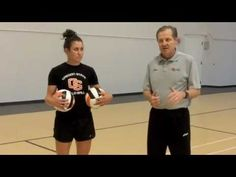 Defense Positioning and Collapsed Digs by The Art of Coaching Volleyball - YouTube