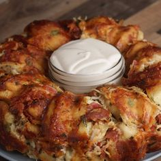 Garlic Knot Chicken