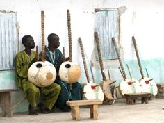 The Mandinka are beautiful people known for their musical abilities.  They live throughout West Africa and are descendants of the Mali empire