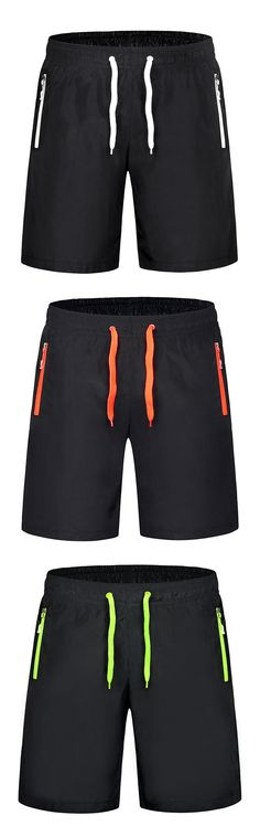 US$7.99 (61% OFF) Outdoor Beach Sports Quick Drying High Elastic Board Shorts for Men