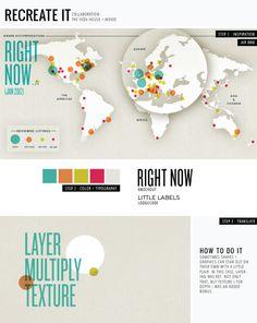 awesome web design recreateit