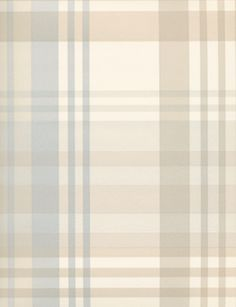 Modern Tartan from Mulberry French Living Rooms, French Country Living Room, French Country Decorating, Tartan Wallpaper, Wallpaper Collection, 3d Home, Textiles, Wall Treatments, Soft Furnishings