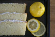 Lemon Ricotta Poundcake - a delicious lemon poundcake made unbelievably moist with the addition of ricotta cheese from 365 Days of Baking & ...