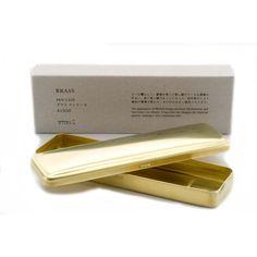 Brass Pencil Case