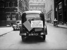 London 28th Aug 1939