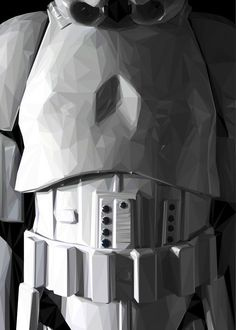 Star Wars - Storm Trooper by s2lart