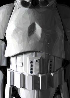 Star Wars - Storm Trooper by s2lart