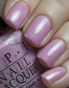 OPI Pedal Faster Suzi! My absolute favorite nail polish color.