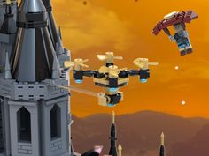 Support Grows for a Breath of the Wild-Themed LEGO Set - Zelda Dungeon Lego Super Mario, The Legend Of Zelda, Breath Of The Wild, Lego Sets, Calamity Ganon, Lego Creative, Throne Room, One Wave, Starter Set