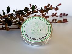 Go natural with your deodorant... these products really work! #gonatural