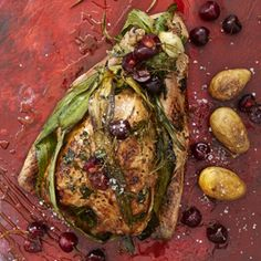 Ultimate roast turkey with cranberry and port sauce Cosy Christmas, Cooking Instructions, Cooking Turkey, White Meat, Roasted Turkey, Roasts, Roasting Pan, Dried Cranberries, Christmas Recipes