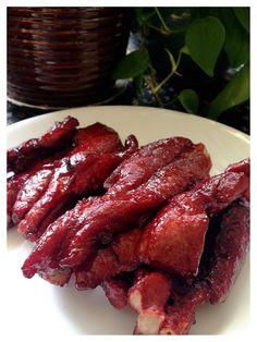 CHINESE BARBECUE PORK (蜜汁叉烧) #guaishushu #kenneth_goh  #chinese_barbecue_pork  #蜜汁叉烧