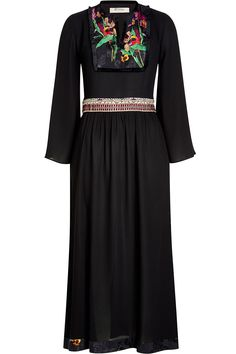Etro - Embroidered Dress
