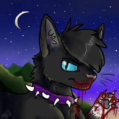 Scourge Warrior Cats I miss that cute little kitty pet but he is a true BADBOY lol Warrior Cat Memes, Warrior Cats Fan Art, Warrior Cats Books, Warrior Cats Scourge, Love Warriors, Little Kitty, Dog Teeth, Pretty Wallpapers, My Spirit Animal