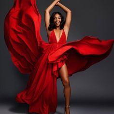 Spotlight Photography, Model Poses Photography, Photography Women, Glam Photoshoot, Photoshoot Themes, Sexy Dresses, Fashion Dresses, Tiffany Haddish, Ivy Style