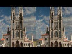 La realidad virtual en el Camino de Santiago - Versión estereoscópica