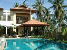 House For Sale In Surat Thani, Koh Samui, Chaweng, Property ID #17459 Beautiful 3 bedroom house for sale in Koh Samui. http://www.thailand-property.com/real-estate-for-sale/3-bed-house-surat-thani-koh-samui-chaweng_17459