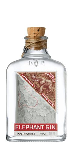 Elephant Gin | Discover Elephant London Dry Gin at Flaviar