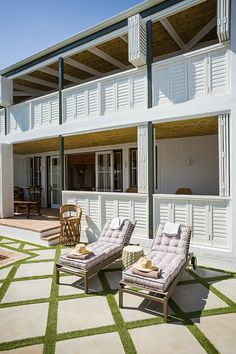 Dreamy afternoons await at Akademie Street Boutique Hotel in Franschhoek, South Africa – as seen in House and Leisure Hotel Interiors, Cape Town, Interior And Exterior, South Africa, Brick, Pergola, Destinations, Outdoor Structures, Patio