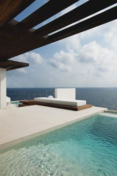 Modern Mansions, Cliffs of Coast...