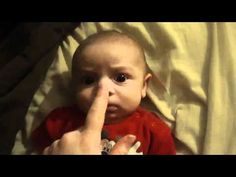 ONE OF MY FAVORITES!!! Baby Scared By Mommy's Laugh - YouTube
