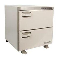 Hot Towel Cabinet Large Double Size 2 Swing Doors - Hot Towel Cabi | Massage Warehouse