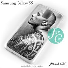 The Rock Tatoo Phone case for samsung galaxy S3/S4/S5