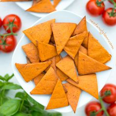 These healthy baked chips are high protein and free of oil, nuts, seeds and grains. No frying or oil is needed…