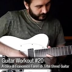New article on MusicOff.com: Guitar Workout #20 - Improve your skill. Check it out! LINK: http://ift.tt/1GldARz