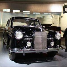 1955 #MercedesBenz #Classic