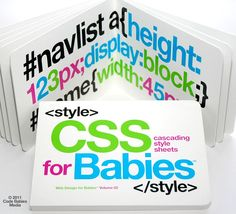 CSS for Babies - I want! ;)