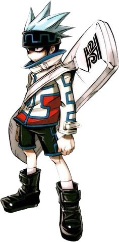 Shaman King - Horohoro
