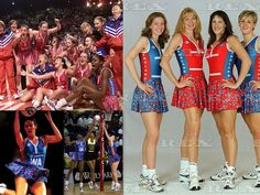 #ThrowbackThursday Check out these Gilbert Dresses worn in the 1999 Netball World Cup