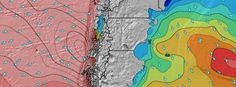 Abnormal tide warning issued for the entire coast of Chile
