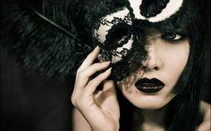 Resultado de imagem para girl mask