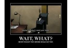 No, you can't do this... THIRD SEASON. NOW!!! ~DRRR, Celty Sturluson~