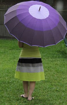 Skirt Week Guest Tutorial: Created Blissfully with modcloth inspired skirt