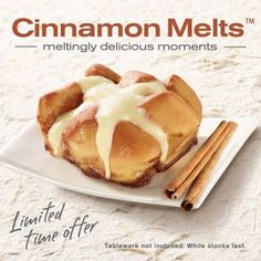 Cinnamon Melts McDonald's South Africa #Cinnamon #McDonalds #SouthAfrica