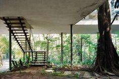 Casa de vidro :: Lina Bo Bardi