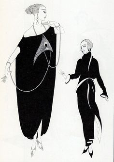 Erte 1921 by elena-lu, via Flickr