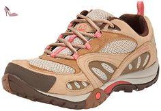 Merrell - Azura, Chaussures de Randonnée Tige Basse Homme - Beige (Tan/Coral), 38 EU - Chaussures merrell (*Partner-Link)