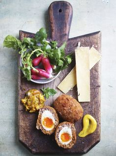 Scarlett Moffatt's Scotch Eggs from Jamie and Jimmy's Friday Night Feasts || Jamie Oliver